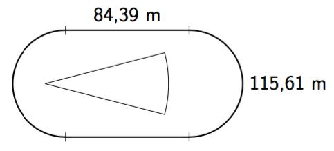 Puoliympyrän Pinta-Ala